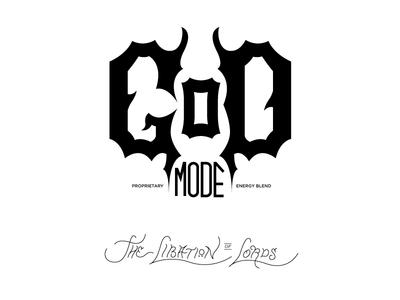 God Mode Logo Comp