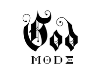 God Mode Logo Comp 2