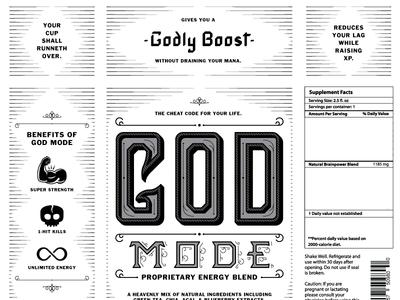 God Mode Label
