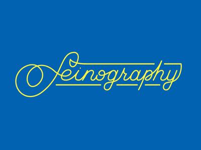 Seinography