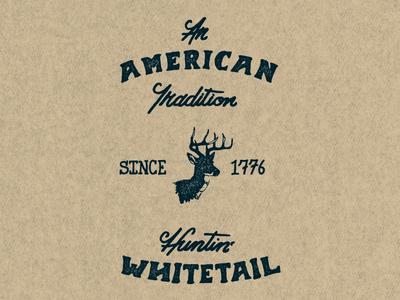 Huntin' Whitetail