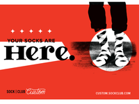 You Socks ARE ~ h e r e ~