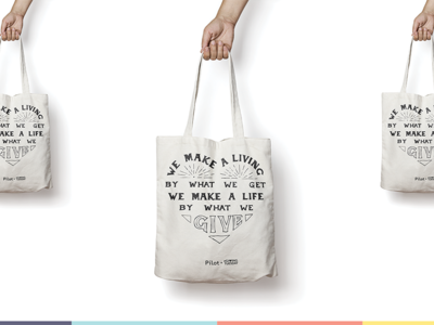 #GivingTuesday Tote