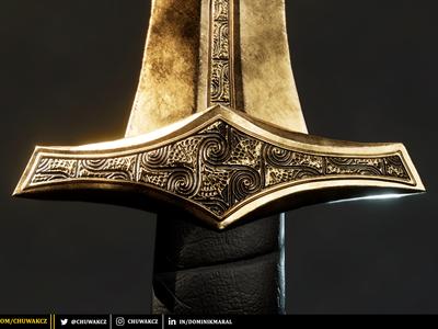 Egyptian Khopesh - Bronze Version