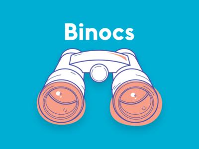 Binocs Logo