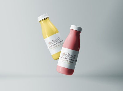 Blend Smoothies Packaging & Logo Design