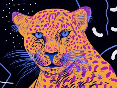 Jaguar Illustration