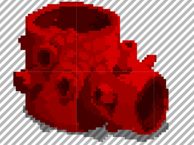 Pipe videogame pipe pixel
