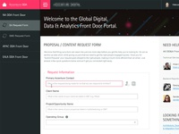 Internal Portal