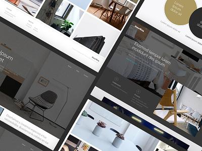 Interiors Agency Site trends minimalist modern agency interior design monterrey