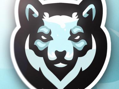 Wolf Mascot  Showcase
