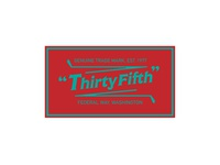 """Thirty Fifth """"Wool"""" Graphic"""