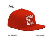 Resist The Devil.
