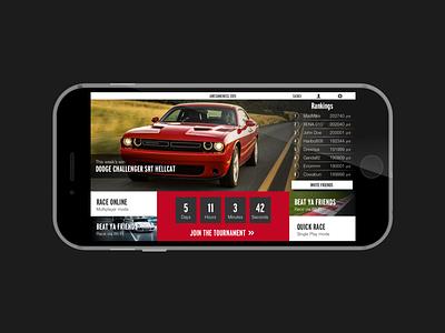 Awesomeness    visual design ios mobile ui