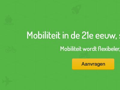 Mobility in the 21st century mobility header website header call to action icons mobility website