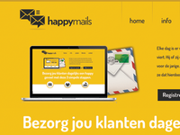 Happymails home