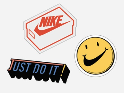 Nike Archive Patches pins badge patch vintage just do it swoosh nike