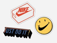 Nike Archive Patches