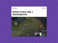 Fun with the Twitch API