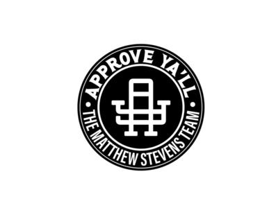 Approved YA'LL Badge Logo Design logo logodesign logo design vector illustrator logo badge illustration retro badge logo design branding design
