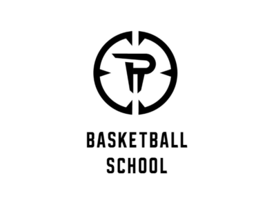 Basketball logo school ball basketball