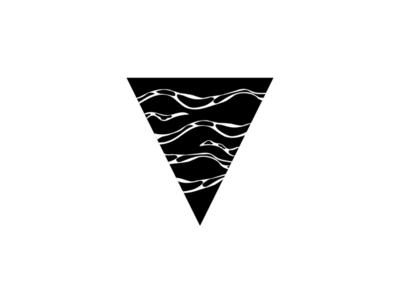 black water art black water inspiration design logo
