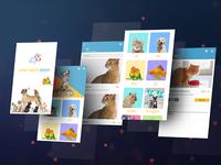 Mobile App UI Design for your inspiration.