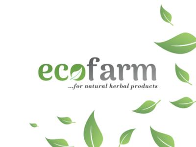 Wordmark logo - Ecofarm