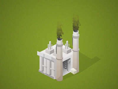 Gas power station