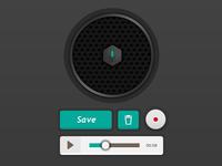 Recording tool