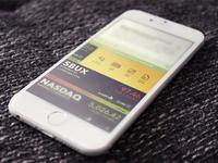 Stock App Rebound