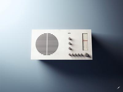 Braund 3d radio