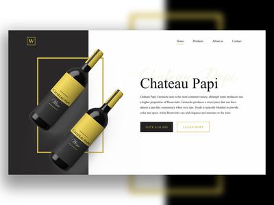 Chateau Papi winery