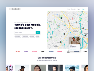 Fashion Website Design web ui typogaphy simple sketch minimal interface animation flat design website fashion