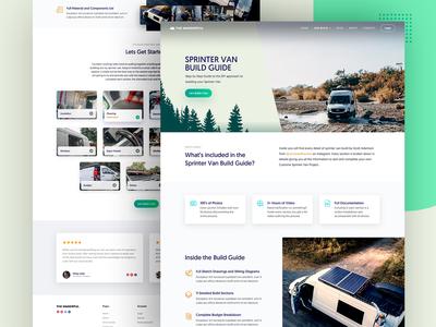 Website Design - Wanderful