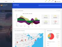 Atlas Admin - Responsive Bootstrap Template