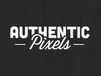 Authentic Pixels