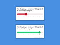 Survey Widget