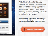 Airball Now Available for Download