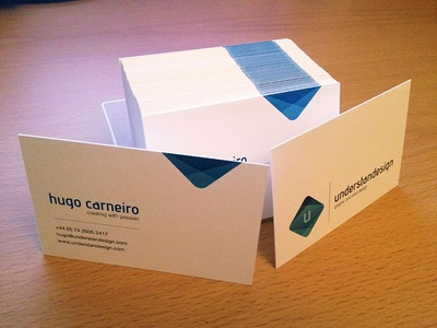 understandesign business cards
