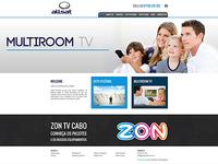 Allsat Solutions Website