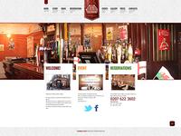 Tia Maria Restaurant Website