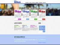 I am Enterprises Website