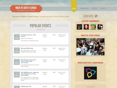 Made in South Florida - Launched south florida florida directory