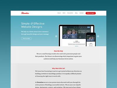 Stormlux V2 stormlux red freelancer design