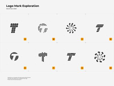 Logo Mark Exploration logosketch sygnet logotype sketch branding logodesign logo