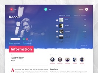 Mute desktop - music app
