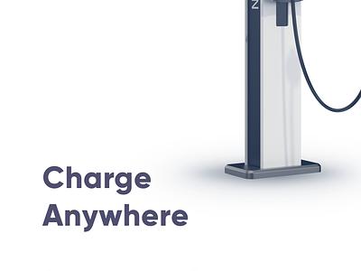 Chargecar estimation estimate charging charger car vehicles vehicle book design app application ux ui