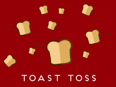 Penn's Toast Toss