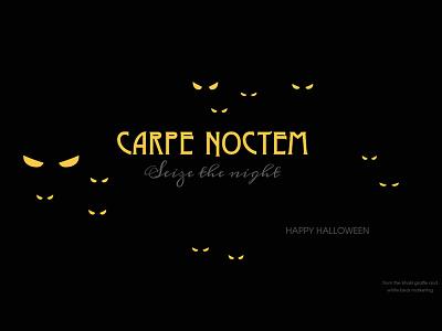 Carpe Noctem Wallpaper